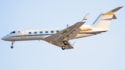 XC-PFM - Gulfstream G450 - Private