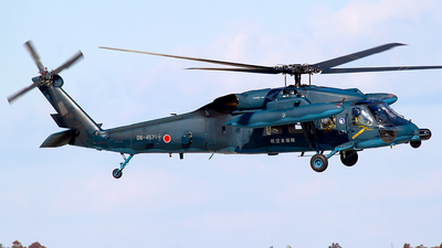 08-4571 - Sikorsky UH-60J Blackhawk - Japan - Air Self Defence Force (JASDF)