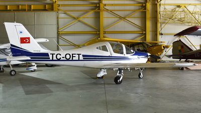 TC-OFT - Tecnam P2002JR Sierrra - Private