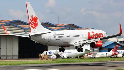 PK-LKH - Boeing 737-8GP - Lion Air