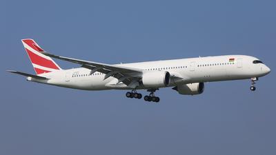3B-NCE - Airbus A350-941 - Air Mauritius
