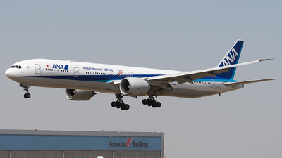 JA732A - Boeing 777-381ER - All Nippon Airways (ANA)