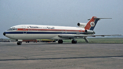 4W-ACH - Boeing 727-2N8(Adv) - Yemenia - Yemen Airways
