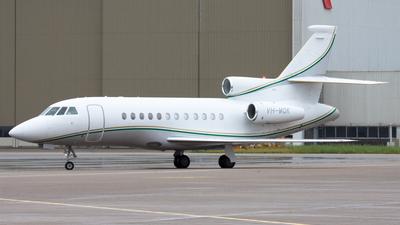 VH-MQK - Dassault Falcon 900EX - Private