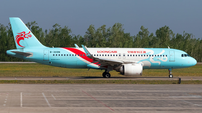 A picture of B309N - Airbus A320251N - Loong Air - © omkgdz