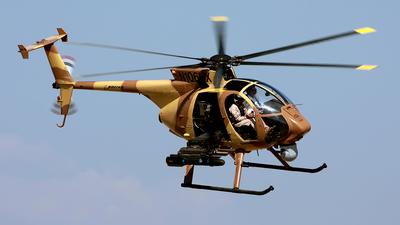 N106HX - Boeing AH-6 Little Bird - United States - US Air Force (USAF)