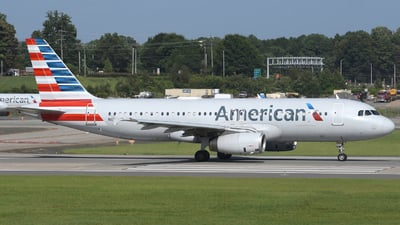 A picture of N650AW - Airbus A320232 - American Airlines - © DJ Reed - OPShots Photo Team