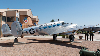 52-10866 - Beech C-45H Expeditor - United States - US Air Force (USAF)