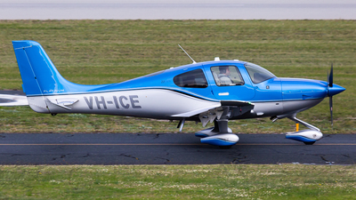 VH-ICE - Cirrus SR22-GTS - Private
