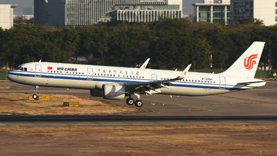 B-305H - Airbus A321-271N - Air China