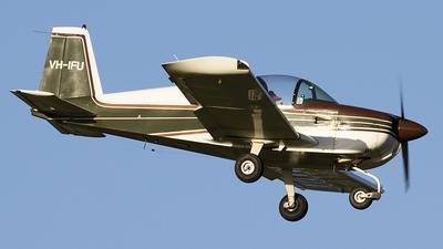 VH-IFU - Grumman American AA-1C Lynx - Private