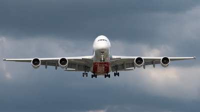 A6-EVN - Airbus A380-842 - Emirates