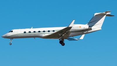 EC-KUM - Gulfstream G550 - TAG Aviation