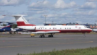 RA-65721 - Tupolev Tu-134A-3M - Meridian Air