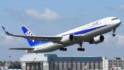 JA623A - Boeing 767-381(ER) - All Nippon Airways (Air Japan)