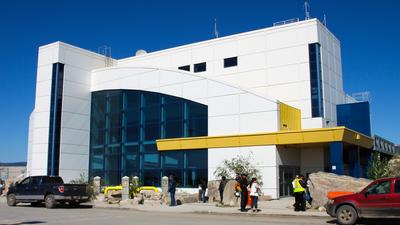 CYVQ - Airport - Terminal