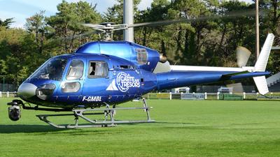 F-GMBL - Aérospatiale AS 355N Ecureuil 2 - Hélicoptères de France (HDF)