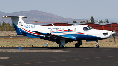 N661LF - Pilatus PC-12/47E - Life Flight Network