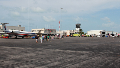 KEYW - Airport - Ramp