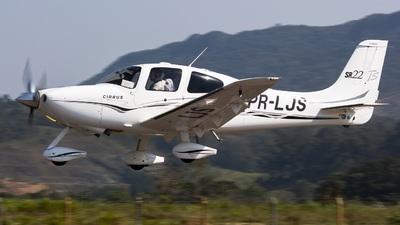 PR-LJS - Cirrus SR22-GTS - Private