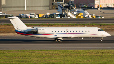 A picture of 9HYOU - Mitsubishi Challenger 850 - Air X Charter - © Rui Marques