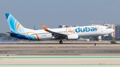 A picture of A6FEE - Boeing 7378KN - FlyDubai - © Eyal Zarrad