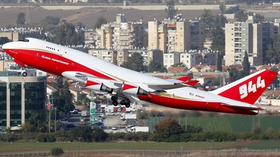 N744ST - Boeing 747-446(BCF) - Global Super Tanker Services