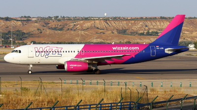 A picture of HALWK - Airbus A320232 - Wizz Air - © Marcel Schmidt