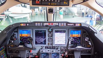 N456FL - Beechcraft 400XP Beechjet - Private