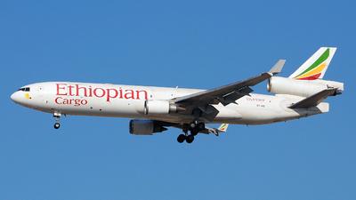 ET-AND - McDonnell Douglas MD-11(F) - Ethiopian Cargo
