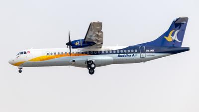 9N-ANH - ATR 72-212A(500) - Buddha Air