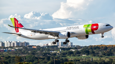 CS-TUR - Airbus A330-941 - TAP Air Portugal
