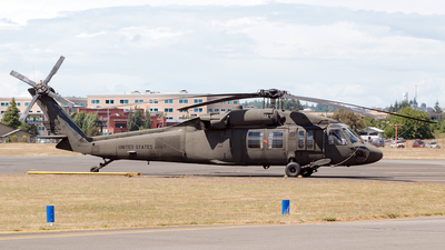 N536XN - Sikorsky UH-60A Blackhawk - Private