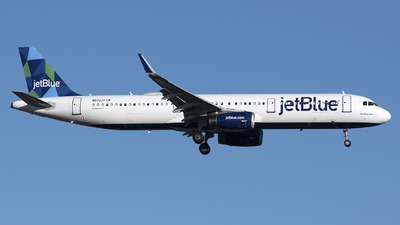 N972JT - Airbus A321-231 - jetBlue Airways