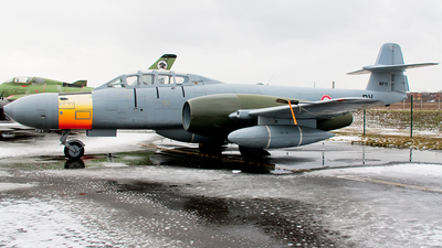 WM368 - Gloster Meteor NF.11 - France - Air Force