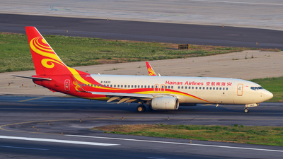 B-5439 - Boeing 737-808 - Hainan Airlines