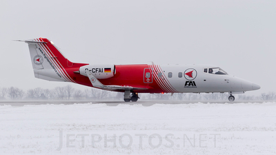 A picture of DCFAI - Learjet 55 -  - © Bogdan Skotnikov
