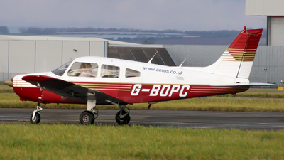G-BOPC - Piper PA-28-161 Warrior II - Aeros Flight Training