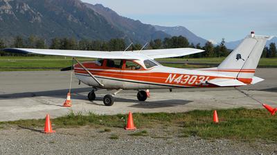 A picture of N4303L - Cessna 172G Skyhawk - [17254372] - © Jeroen Stroes