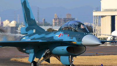 23-8108 - Mitsubishi F-2B - Japan - Air Self Defence Force (JASDF)