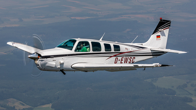 D-EWSC - Beechcraft B36 Bonanza TC  - Private