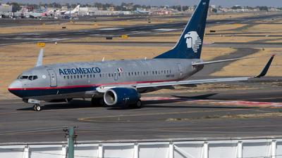 N997AM - Boeing 737-76Q - Aeroméxico