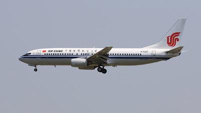 B-5327 - Boeing 737-86N - Air China