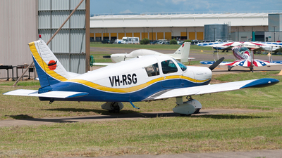 A picture of VHRSG - Piper PA28140 - [2820839] - © Gavan Louis