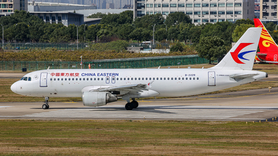 A picture of B2229 - Airbus A320214 - China Eastern Airlines - © TMC_LOU8
