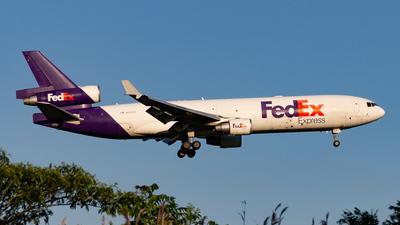 N643FE - McDonnell Douglas MD-11(F) - FedEx