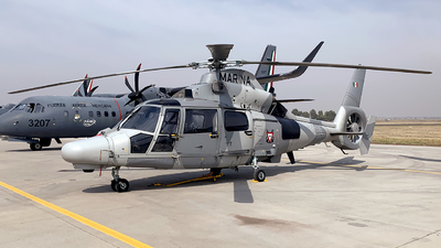 ANX-2152 - Eurocopter AS 565MB Panther - Mexico - Navy