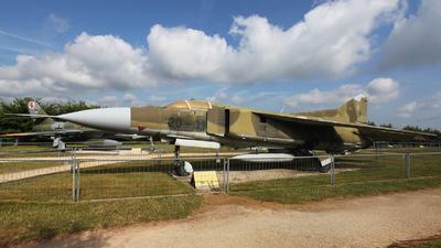 20-01 - Mikoyan-Gurevich MiG-23MF Flogger B - German Democratic Republic - Air Force