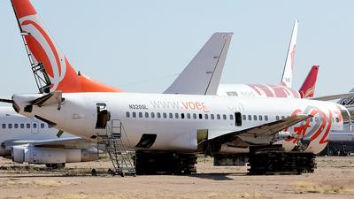 A picture of N320GL - Boeing 73776N - [32574] - © Wojtek Kmiecik