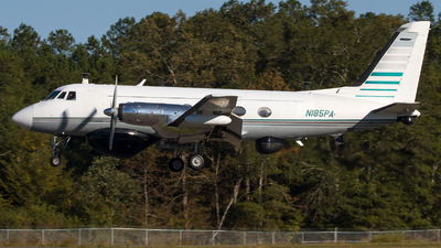 N185PA - Grumman G-159 Gulfstream G-I - Phoenix Air